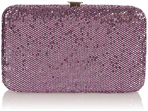 Glitter Hard Phone Purse