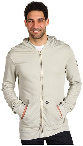 Delivering Happiness - Patch Zip Hoodie (Cloud) - Apparel