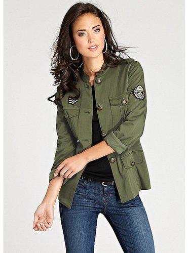 Classic Military Jacket