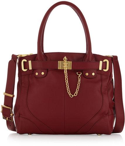 Rachel Zoe Zoe Small Tote Bag, Scarlet