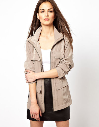 Storm and Marie Short Cargo Jacket