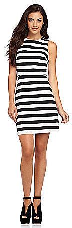 Cynthia Steffe Memphis Stripe Dress