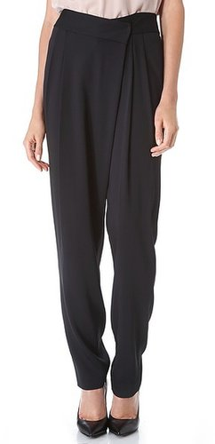 Donna karan new york Pleated Envelope Pants