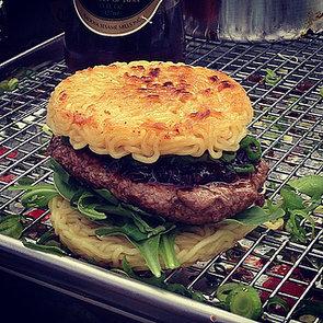 What Is a Ramen Burger?