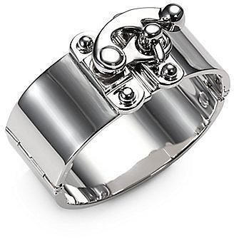 Eddie Borgo Hook Latch Cuff Bracelet