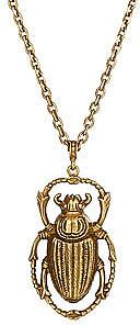 Ben Amun Beetle Necklace