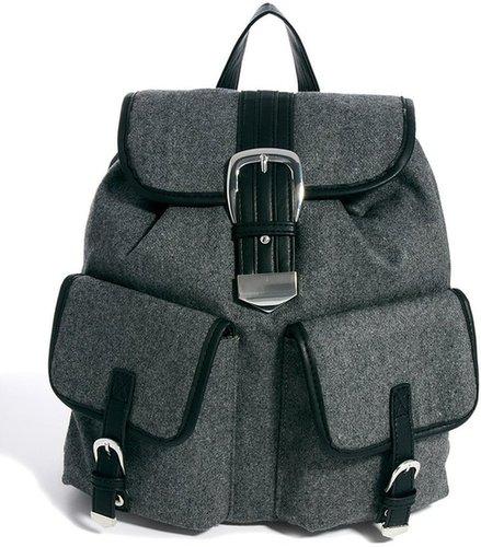ASOS Felt Backpack
