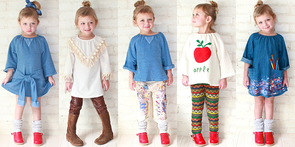 Line We Love: Lindsey Berns Makes Back to School Cool!