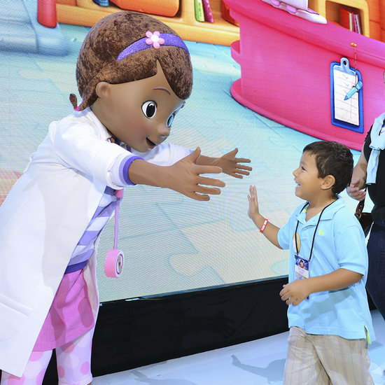 Doc McStuffins Health Bus