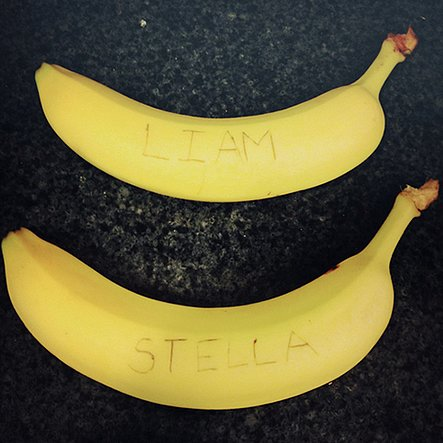 Secret Banana-Grams