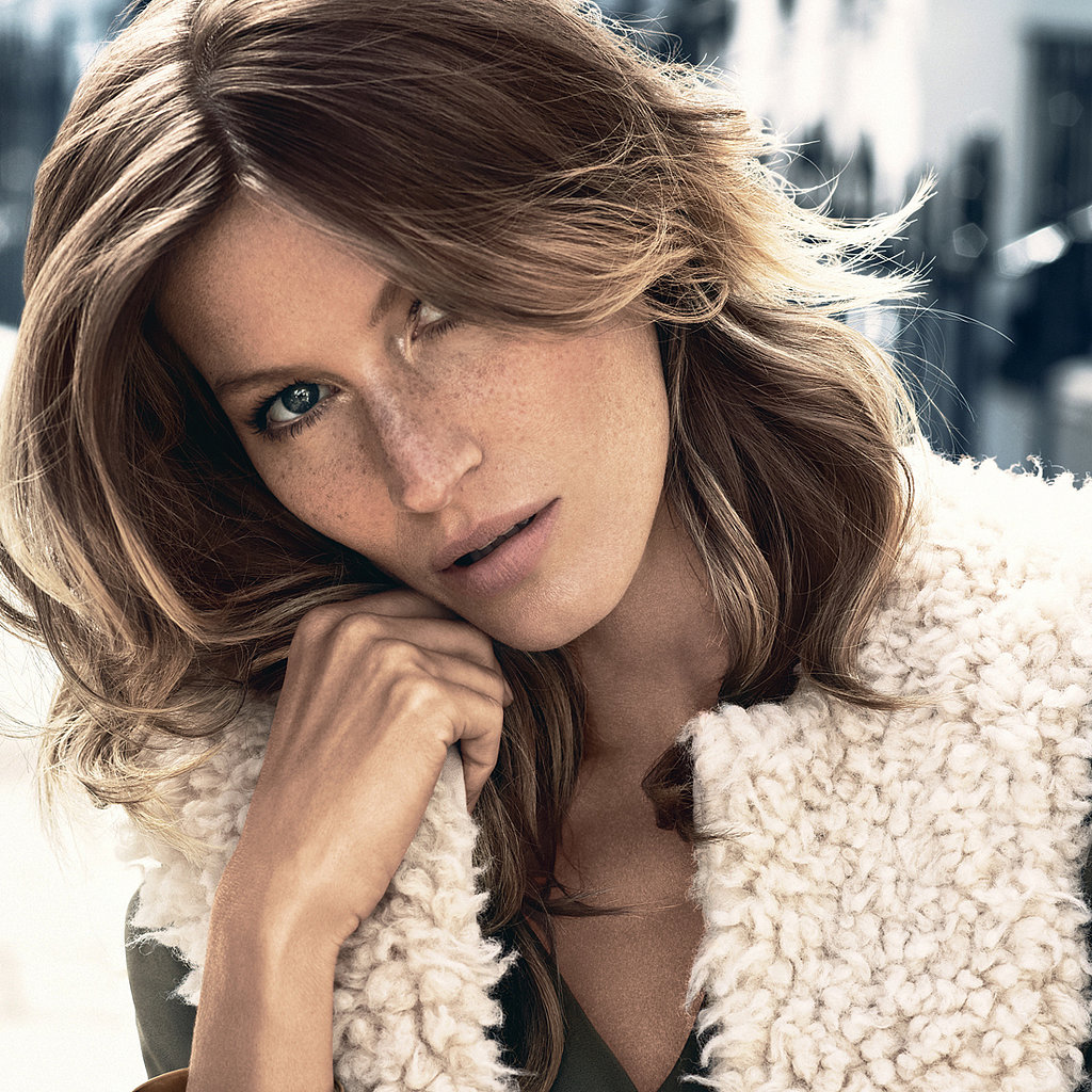 Gisele Stars in H&M's Fall 2013 Campaign