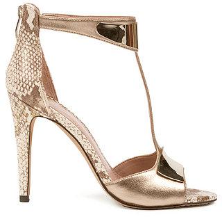 Vince Camuto Kipton Gold Sandal