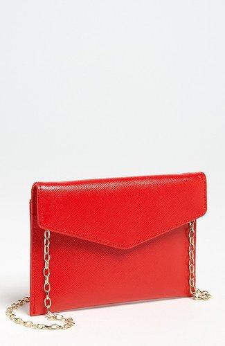 Halogen 'Amy - Mini' Crossbody Bag Black