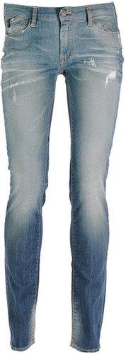 Jeans Le Temps Des Cerises coupe slim