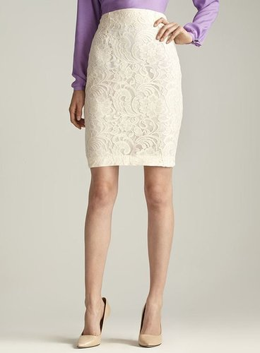 Sinequanone Ecru Lace Skirt