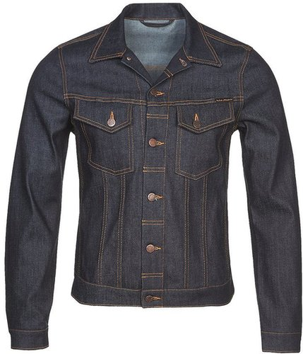 Nudie Jeans PERRY Jeansjacke blue