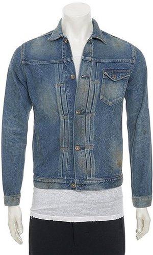 Jeans Jacke blue