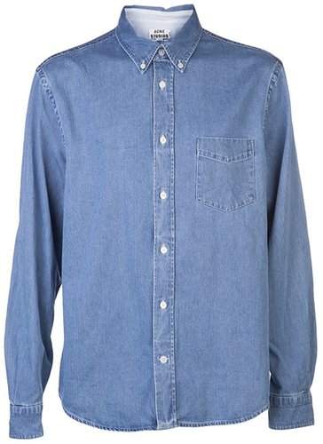 Acne 'Isherwood' denim shirt