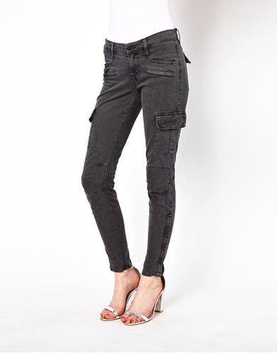 J Brand – Grayson – Enge Cargo-Jeans