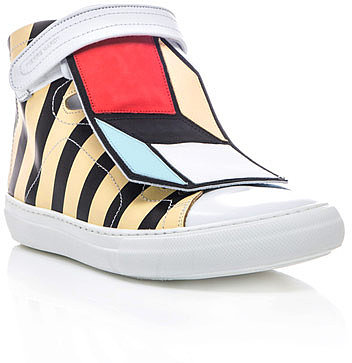 Pierre Hardy Limited-edition high-top trainers