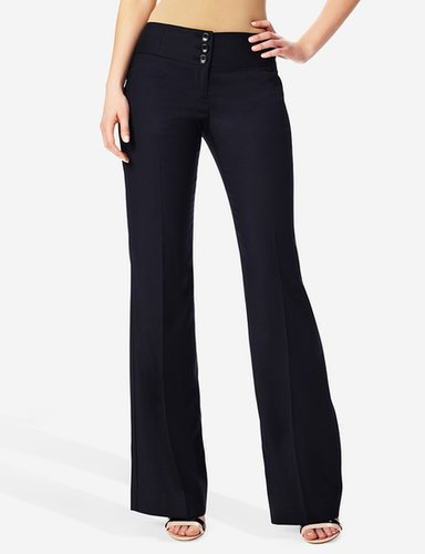 Cassidy Banded-Sides Classic Flare Pants