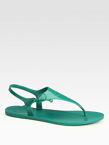 Gucci Katina Rubber Thong Sandals