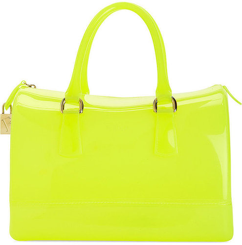 Furla Handbag, Candy Bauletto Satchel
