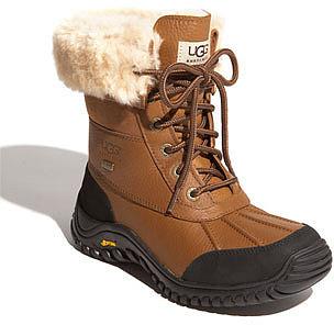 UGG Australia 'Adirondack II' Boot (Women) Womens Otter Size 7.5 M 7.5 M