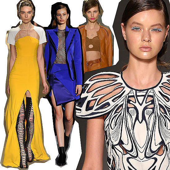 Shop Spring Summer 2013/2013 Runway Trends