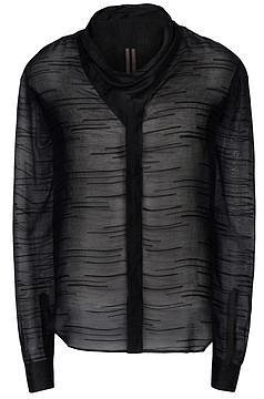 RICK OWENS Long sleeve shirt