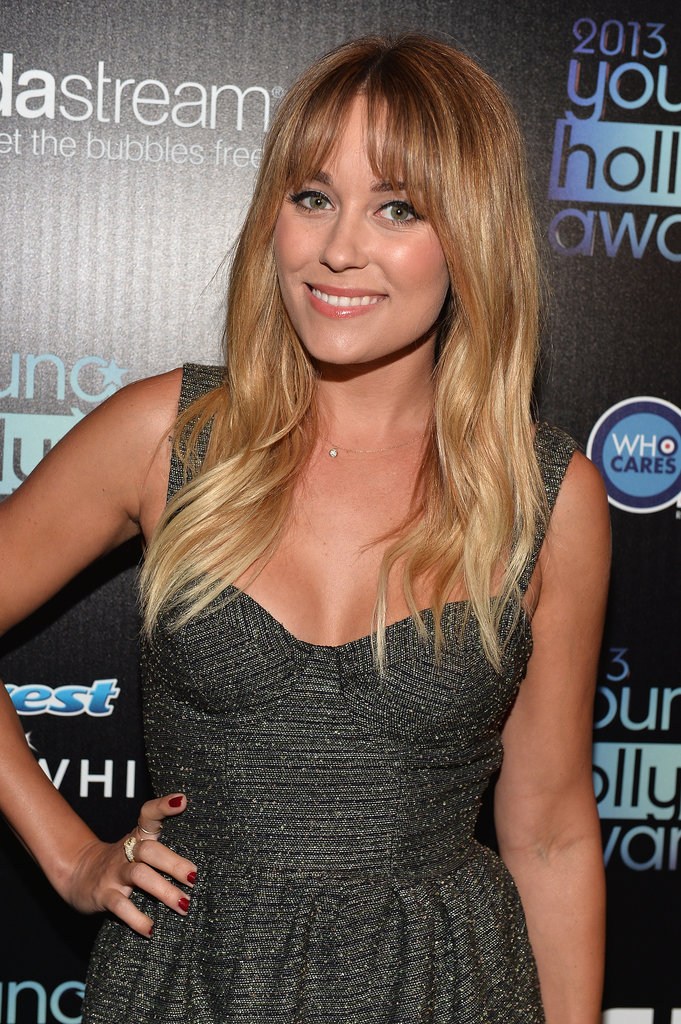 Think ombré is just for brunettes? Lauren Conrad blows that theory right out of the water with her gradient-blonde hair.