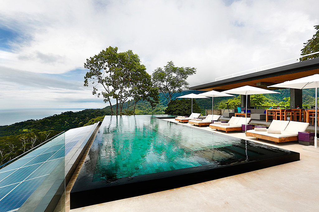Amazing world 24 most beautiful hotel pools around the world for Pool design costa rica
