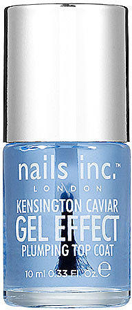 Kensington Caviar Gel Effect Plumping Top Coat