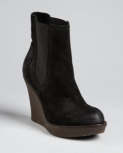 Splendid Wedge Booties - Culver