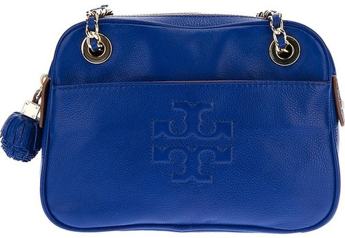 Tory Burch chain link shoulder bag