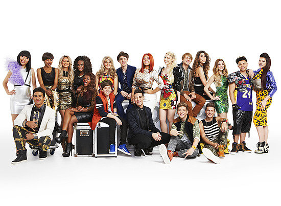 Here Are the Top 12 Acts on The X Factor 2013!