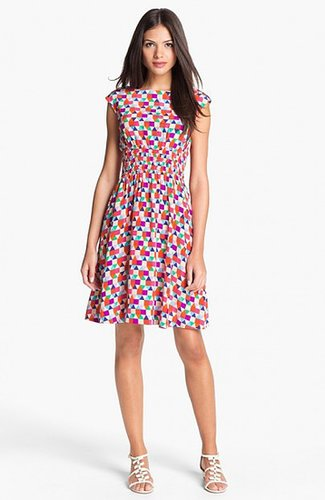 KATE SPADE NEW YORK 'BLAIRE' SILK DRESS