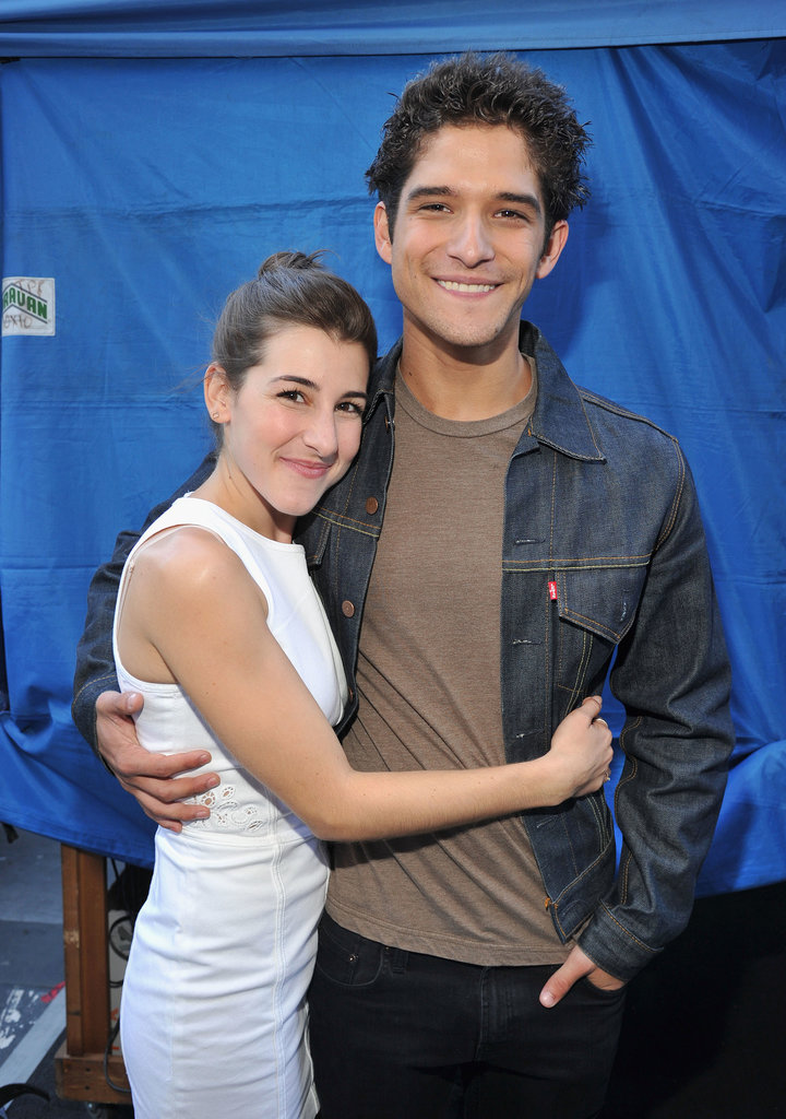 Parker Posey and tyler posey