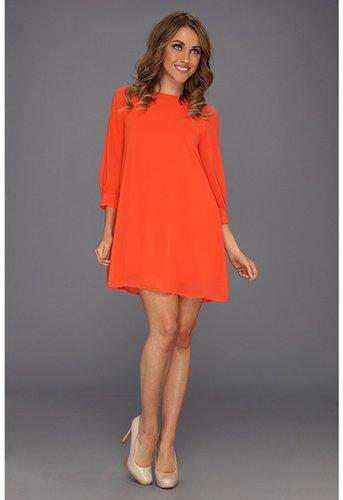 Brigitte Bailey - Rene Dress (Orange) - Apparel