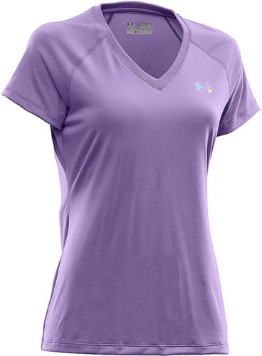 UNDER ARMOUR Tech Short-Sleeve V-Neck Tee