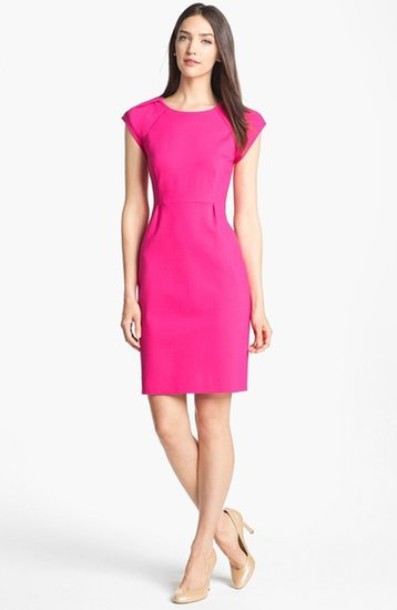 kate spade new york 'ivie' stretch sheath dress (Online Only)