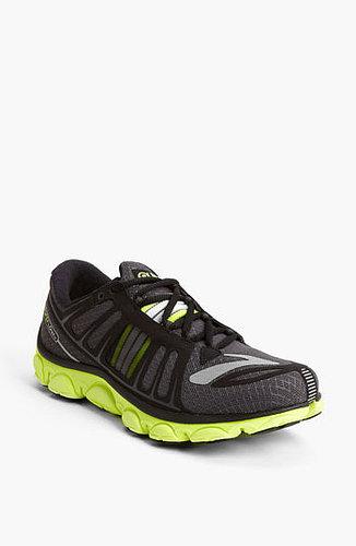 Brooks 'PureFlow 2' Running Shoe (Women) Anthracite/ Black 5.5 M