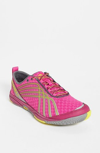 Merrell 'Road Glove Dash 2' Lightweight Running Shoe Fuchsia 8.5 M