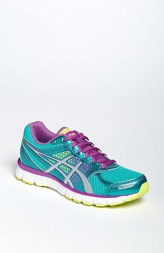 ASICS 'GEL-Horizon' Running Shoe (Women) Emerald/ Pink/ Flash 5 M