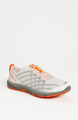 Merrell 'Bare Access Arc 2' Running Shoe (Women) White/ Orange 7.5 M