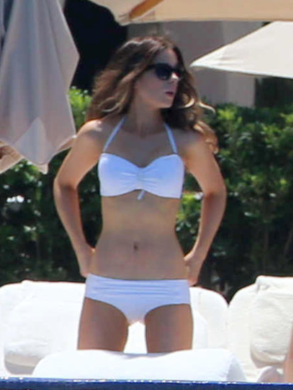 Kate Beckinsale is vacationing in Cabo.
