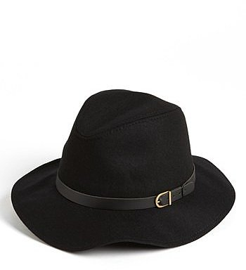BP. Felt Panama Hat (Juniors) Black One Size
