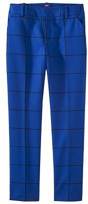 Merona® Women's Tailored Ankle Pant (Curvy Fit) - Assorted Prints