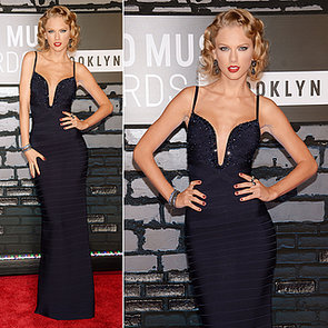 Taylor Swift Dress at VMAs 2013 | Pictures
