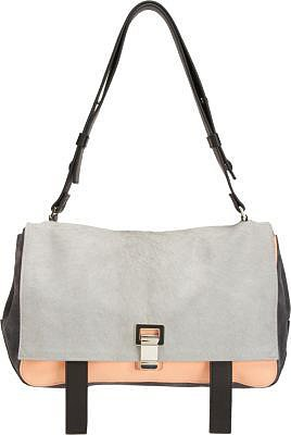 Proenza Schouler PS Courier Mixed Material
